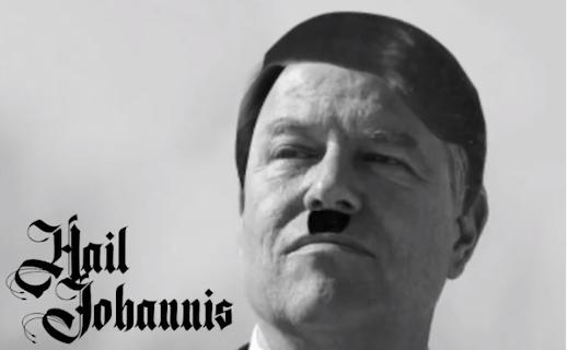 Vâlcov, derapaj: Iohannis, comparat cu Hitler. Rezist şi Forumul ...