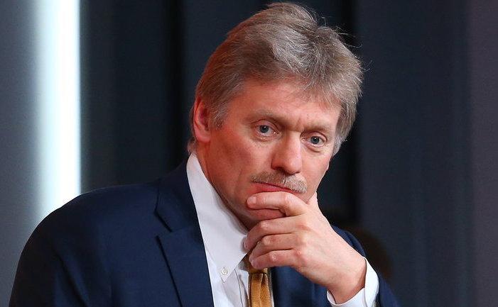Purtătorul de cuvânt al Kremlinului, Dmitri Peskov
