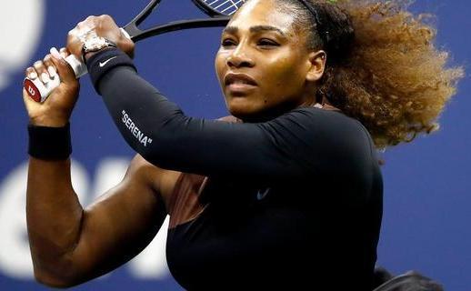 Jucătoarea americană de tenis Serena  Williams.