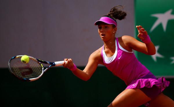 Jucătoarea română de tenis Jaqueline Adina Cristian.
