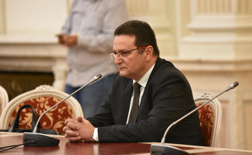 George Maior audiat în Senat, 12 septembrie 2018