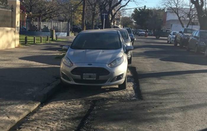 Stradă asfaltată