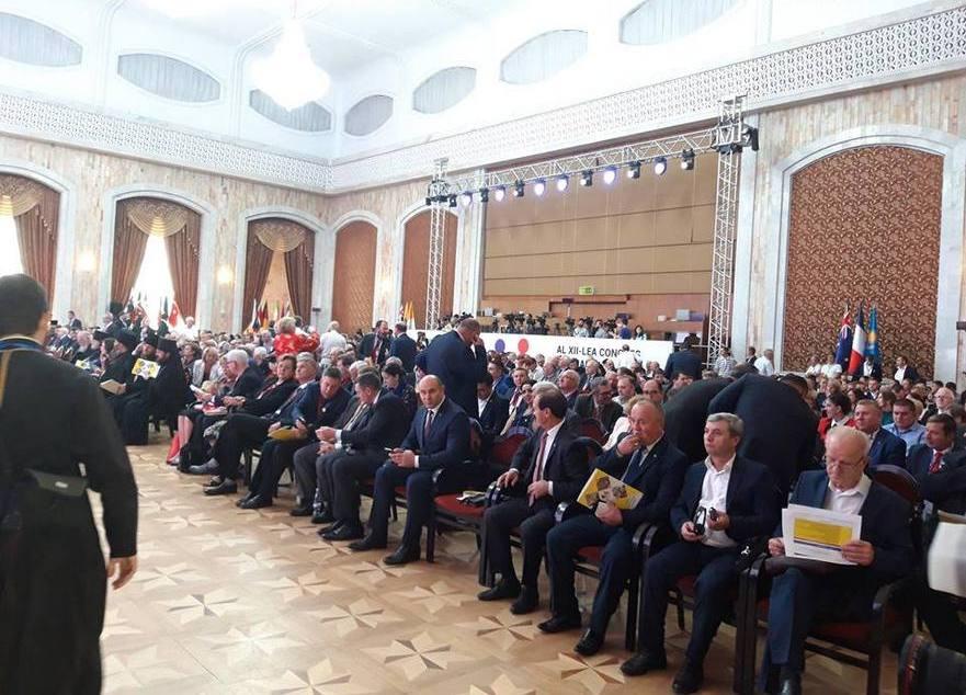 Congresul Mondial al Familiilor desfăşurat la Chişinău