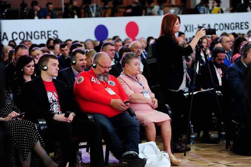 Congresul Mondial al Familiilor, desfăşurat la Chişinău 14.09.2018