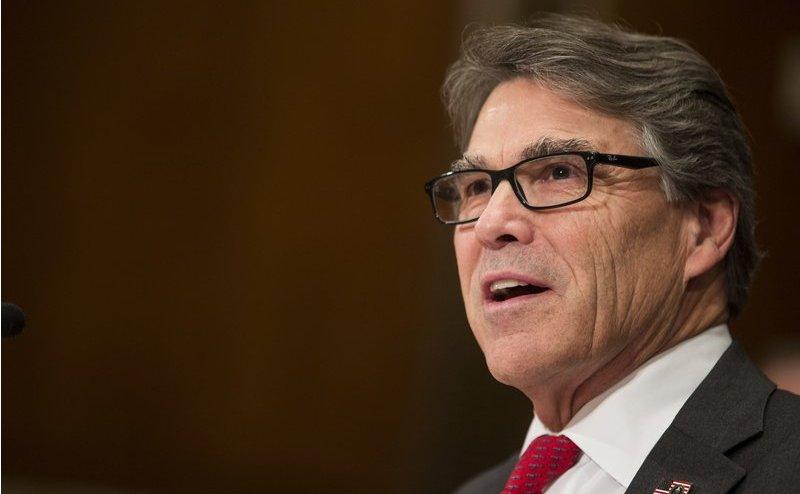 Secretarul american al Energiei, Rick Perry