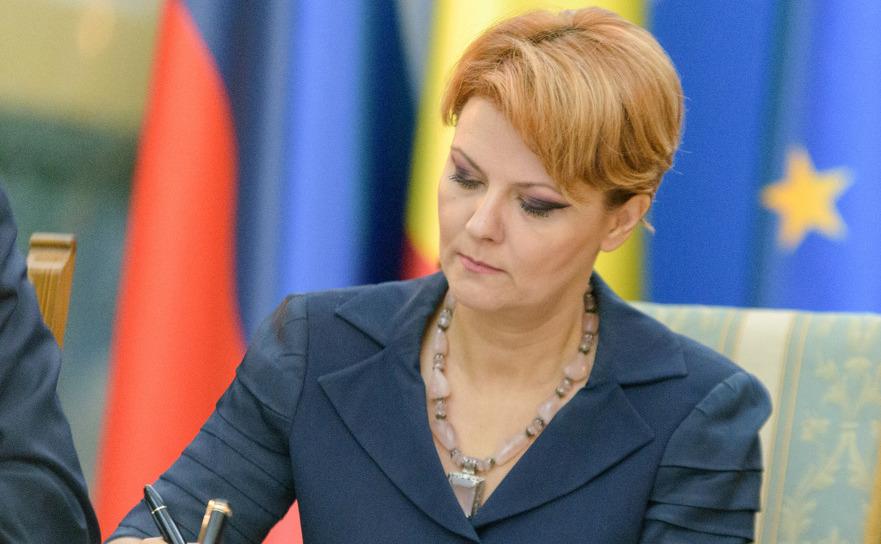 Olguta Vasilescu (Ministrul Muncii),
