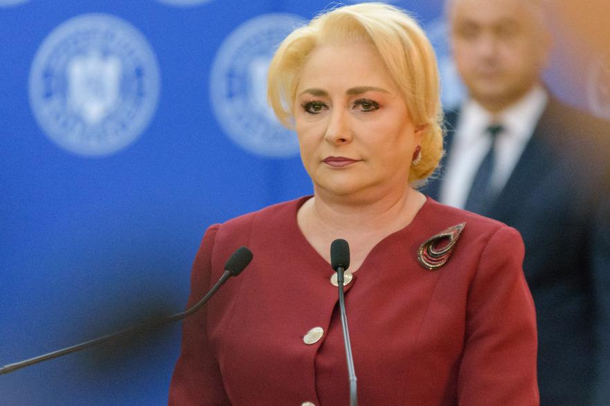 Viorica Dancila (Prim-ministru),
