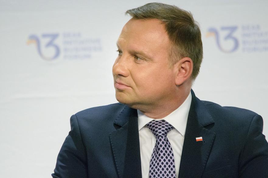 Andrzej Duda (Preşedintele Republicii Polone),