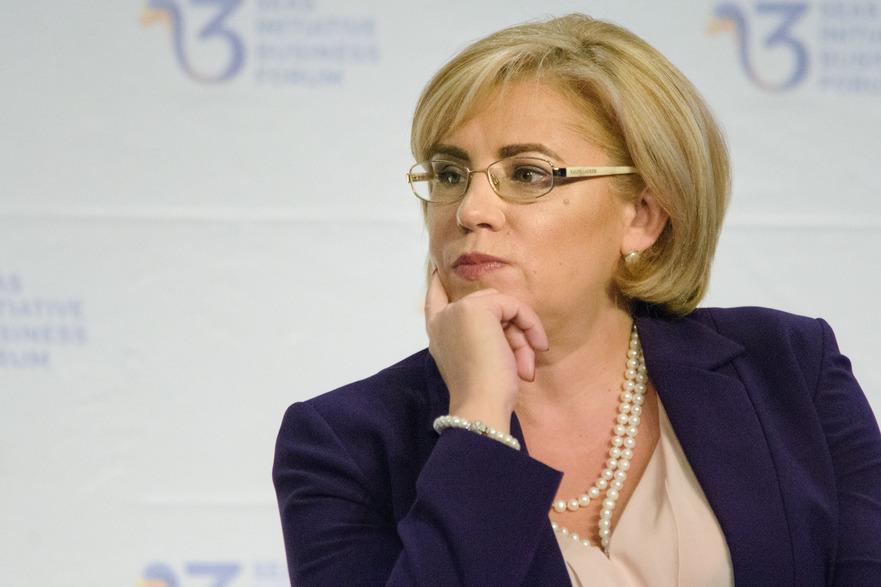 Corina Creţu, europarlamentar PSD