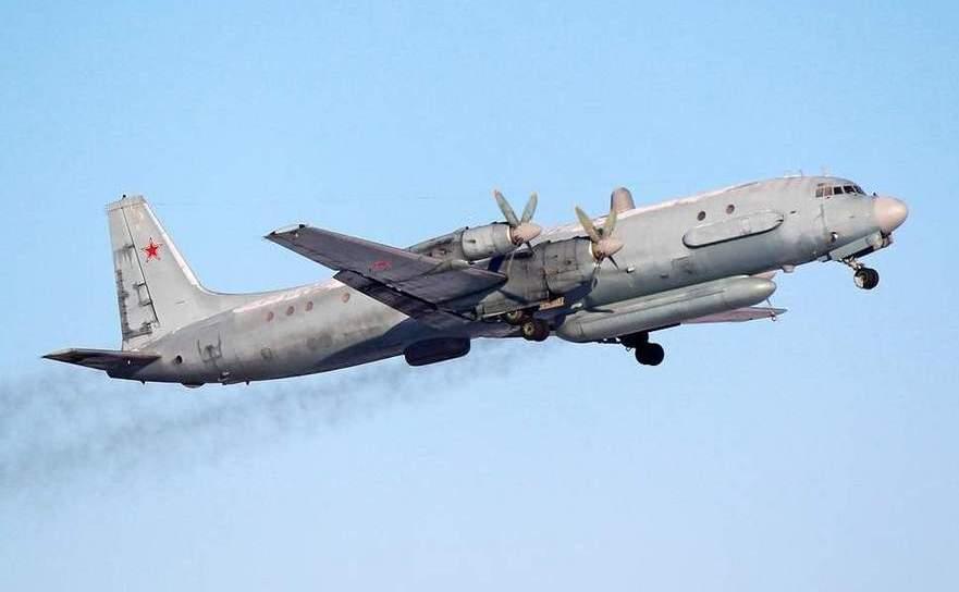 Avion militar de supraveghere rusesc Il-20