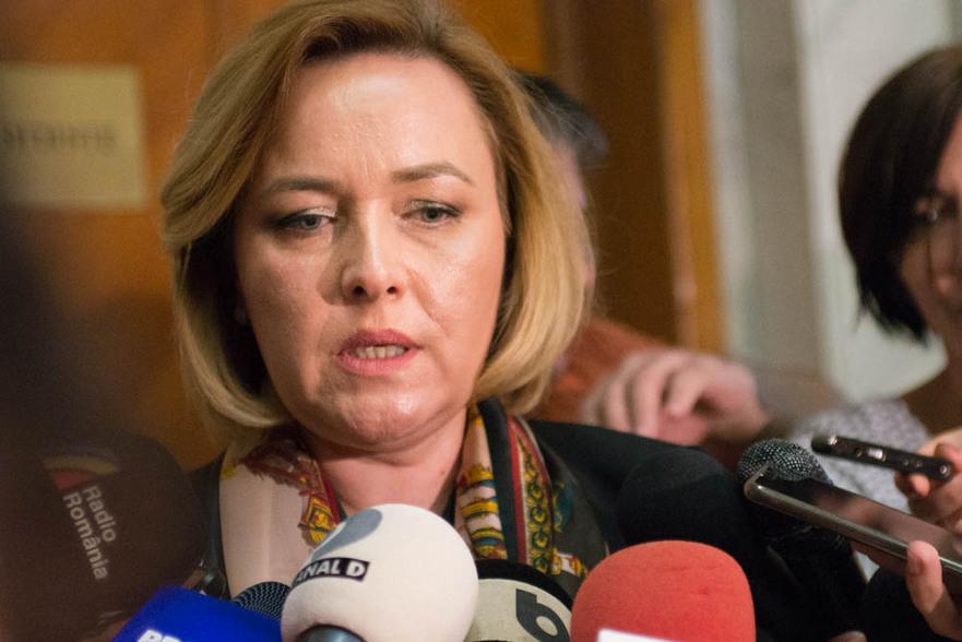 Carmen Dan (Ministrul Afacerilor Interne),