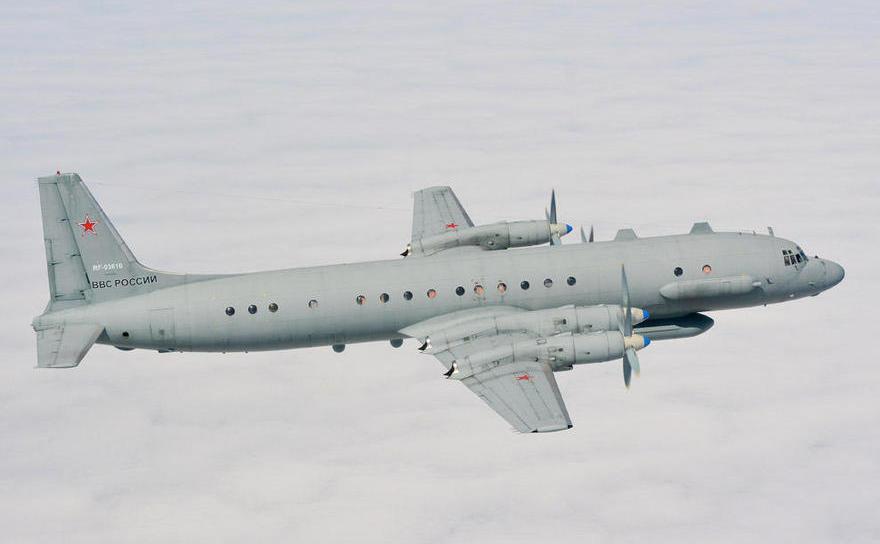 Avion rusesc Il-20