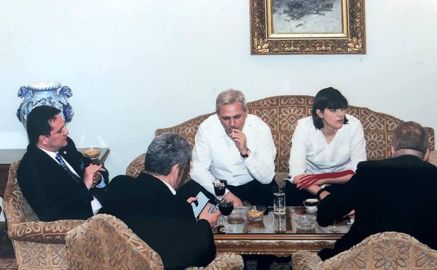 Liviu Dragnea, George Maior, Codruţa Kovesi şi Gabriel Oprea