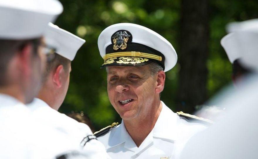 Amiralul Philip S. Davidson din Marina SUA