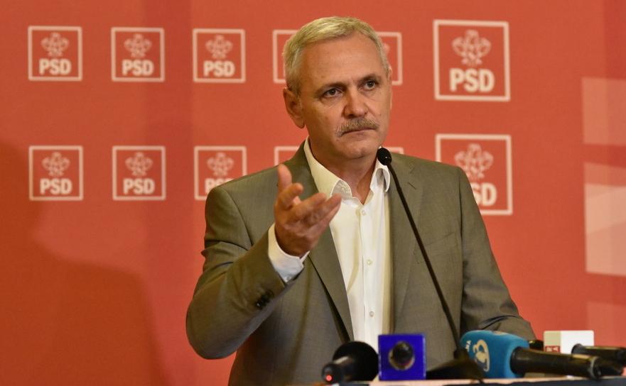Liviu Dragnea, declaraţii după CEx, 21 septembrie 2018