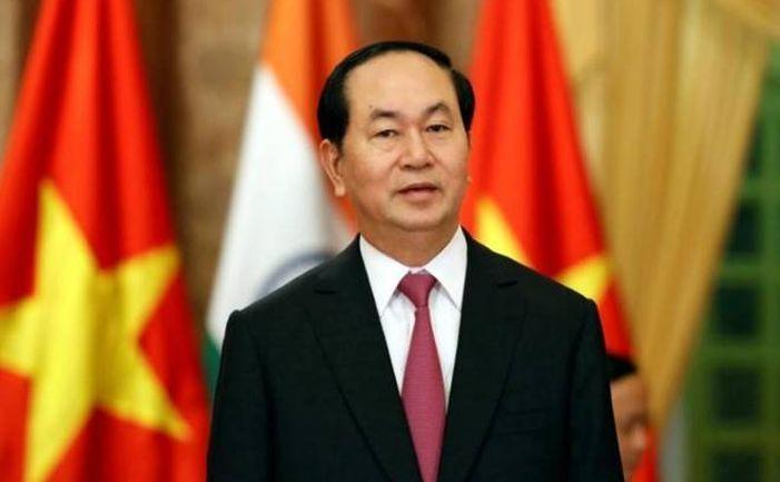 Preşedintele vietnamez Tran Dai Quang