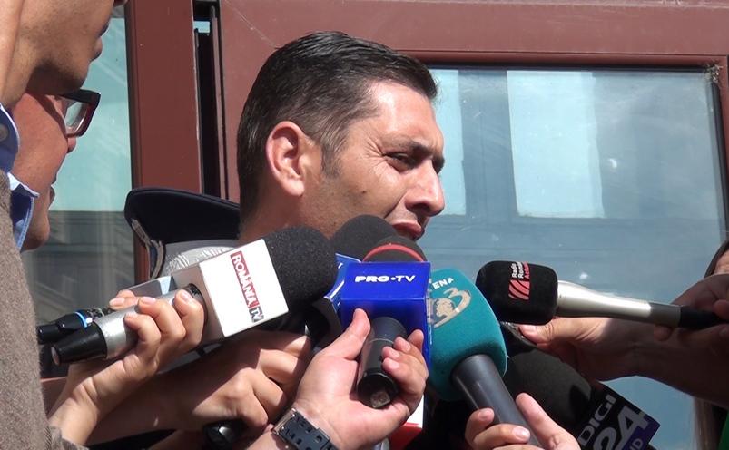 Ionuţ Sindile la Parchetul General