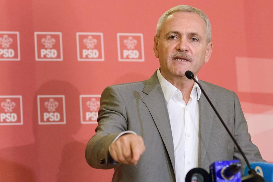Liviu Dragnea (Presedinte PSD);