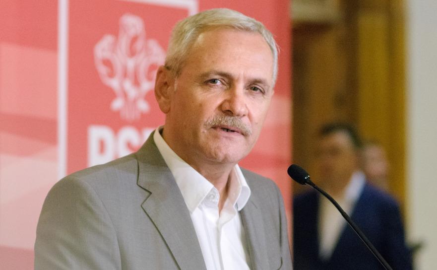 Liviu Dragnea (Presedinte PSD),