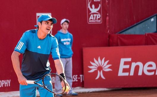 Jucătorul român de tenis Dragoş Dima.
