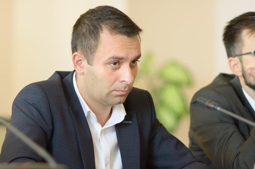 Laurenţiu Cazan ( Coordonatorul represiunii din 10 august );