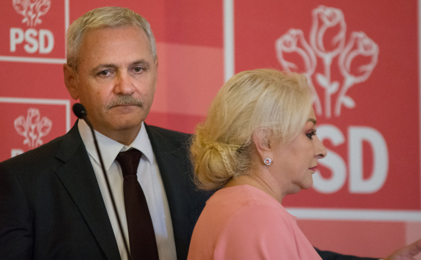 Liviu Dragnea (Preşedinte PSD);