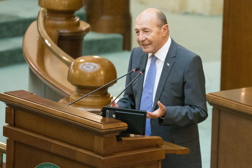 Traian Băsecu (Senator PMP);