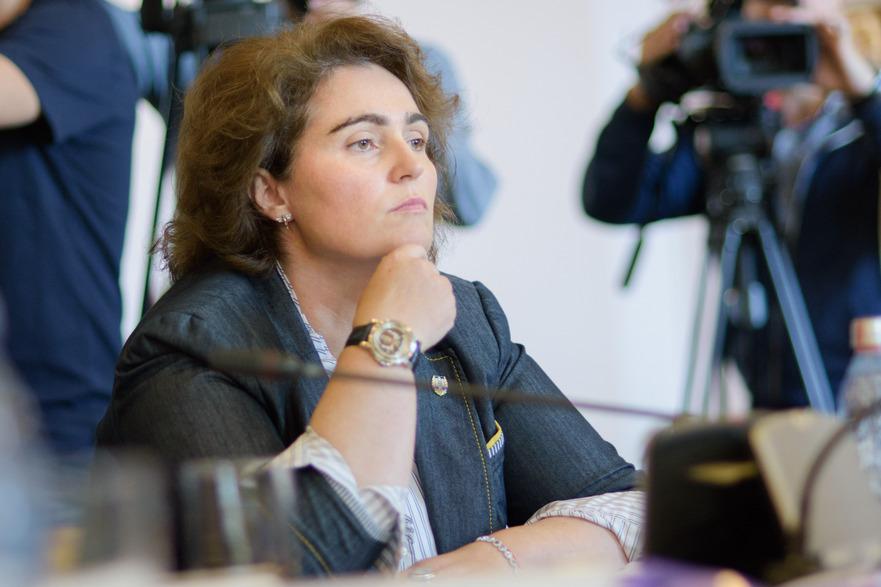 Iulia Scântei (Senator PNL);