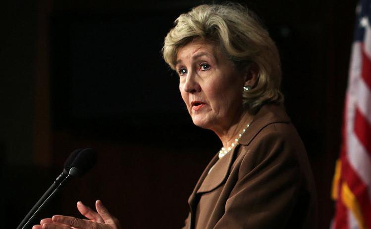 Kay Bailey Hutchison, ambasador american la NATO