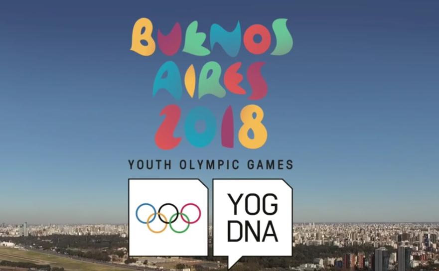 Jocurile Olimpice de Tineret de la Buenos Aires (6-18 octombrie).