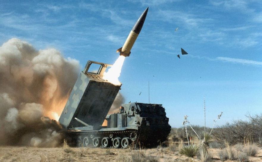 Sistemul american de rachete sol-sol MGM-140 ATACMS
