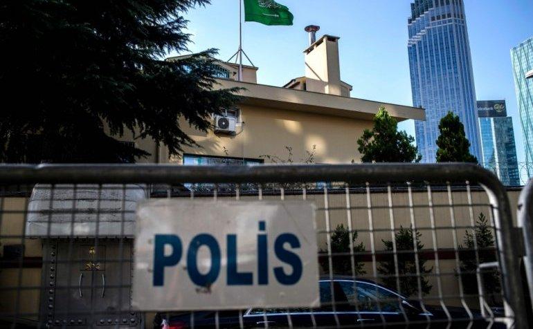 Consulatul saudit în Istanbul, Turcia