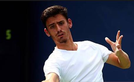 Jucătorul român de tenis Nicolae Frunză.