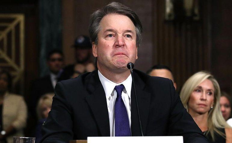 Judecătorul american Brett Kavanaugh