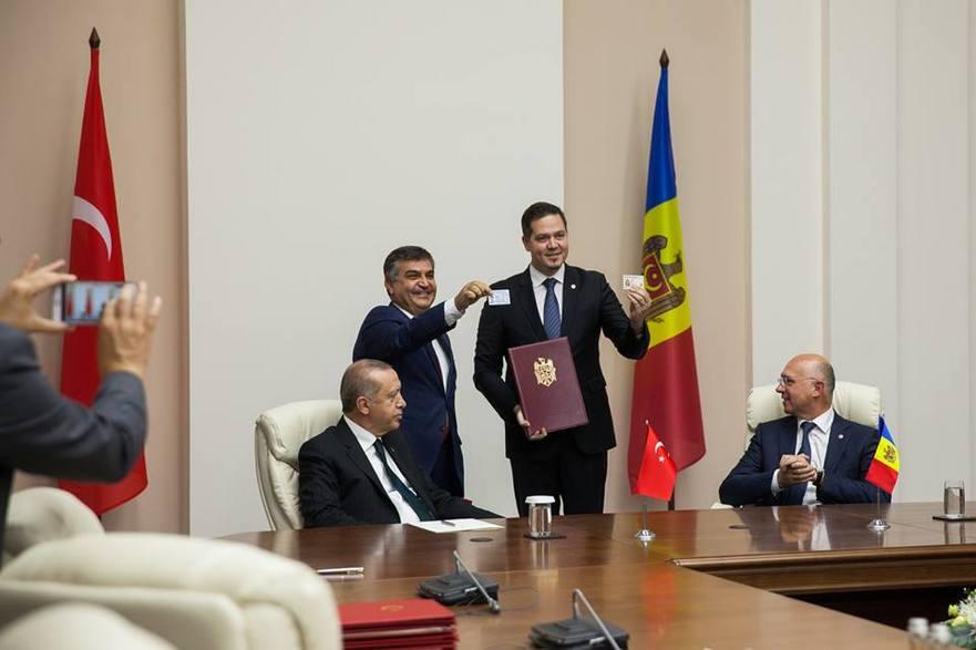Cetăţenii moldoveni vor putea călători în Turcia în baza buletinelor de identitate