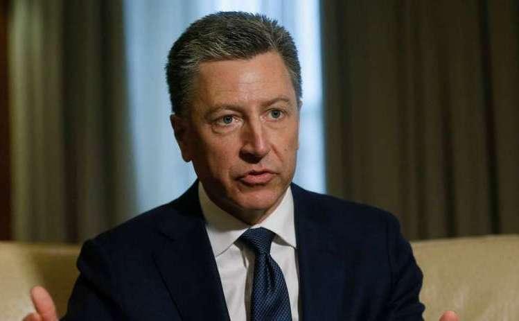 Delegatul special al SUA pentru Ucraina, Kurt Volker