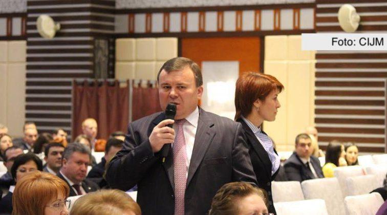 Judecătorul Gheorghe Balan din R.Moldova