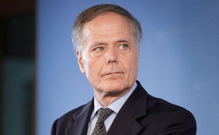 Ministrul italian de Externe, Enzo Moavero Milanesi