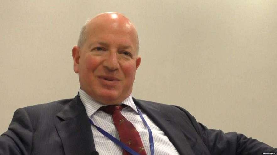 James Sherr, analist britanic, cercetător asociat la Chatham House