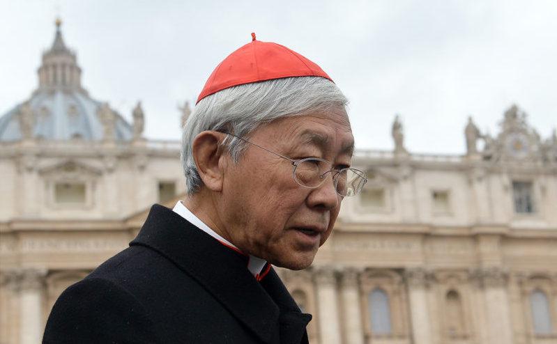 Cardinalul Joseph Zen