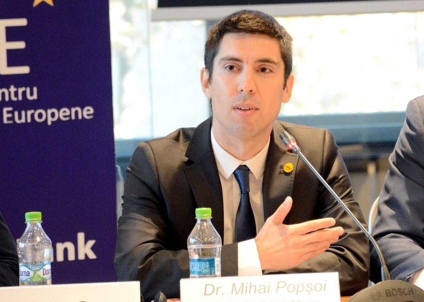 Mihai Popşoi, vicepreşedinte PAS din R. Moldova