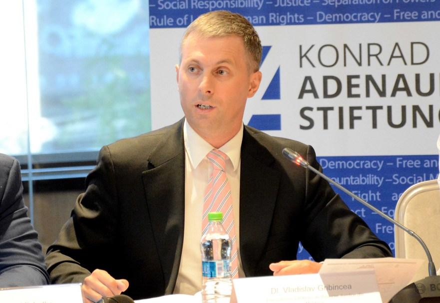 Vladislav Gribincea, Centrul de Resurse Juridice din R. Moldova
