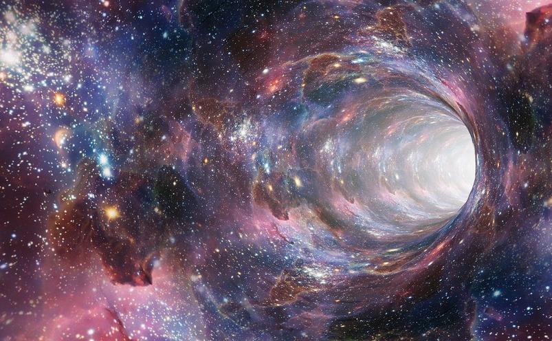 Mecanismele interne ale unor găuri negre masive pot fi mai puţin ostile decât am putea crede.