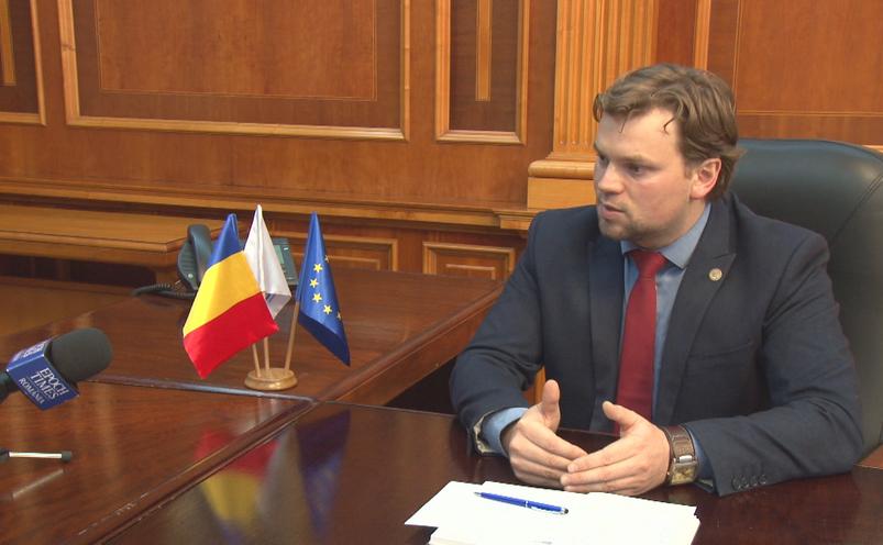 Deputatul USR Daniel Nicolae Popescu