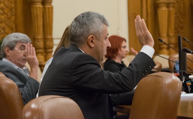 Florin Iordache în Comisia Juridică din Camera Deputaţilor