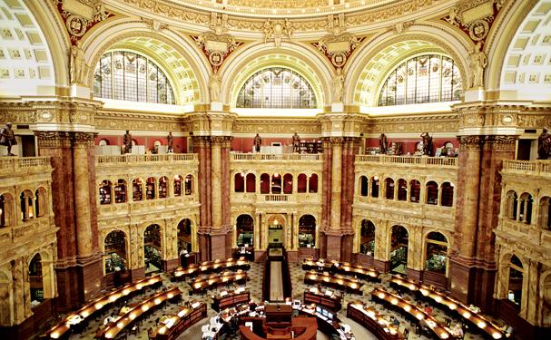Biblioteca Congresului Statelor Unite