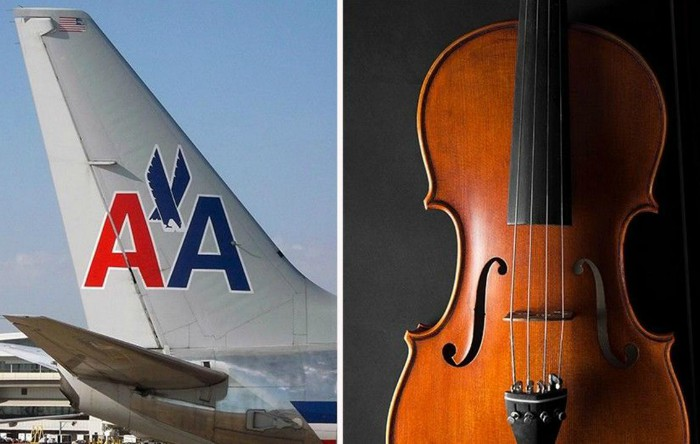 """""""Colegii muzicieni mă înţeleg, depozitarea viorii mele în cala avionului nu este o opţiune."""" a spus Emmanuel Borowsky."""
