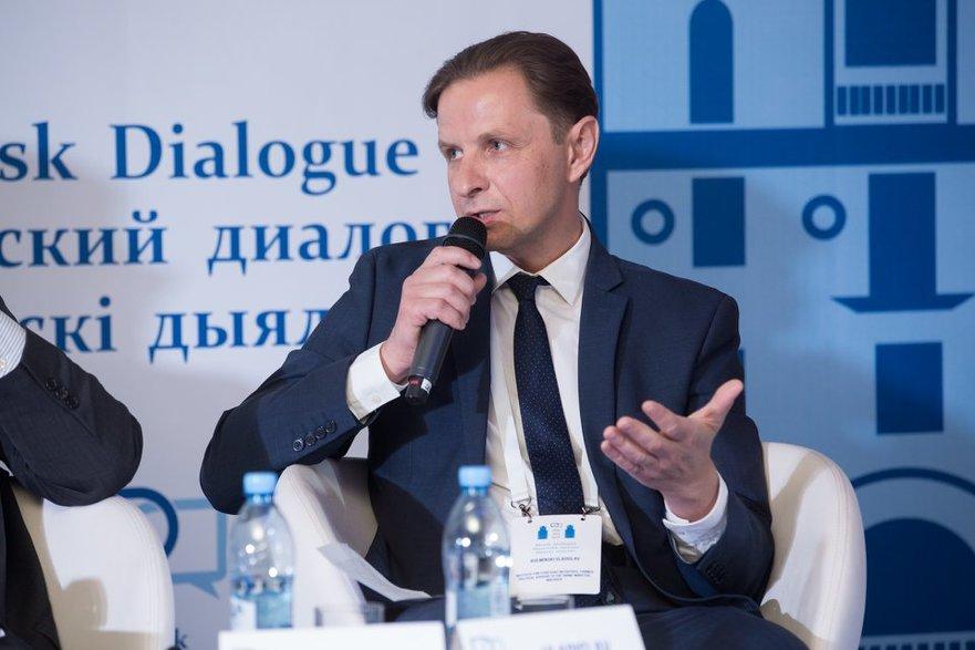 Vladislav Kulminski - comentator şi director al Institutului de Iniţiative Strategice