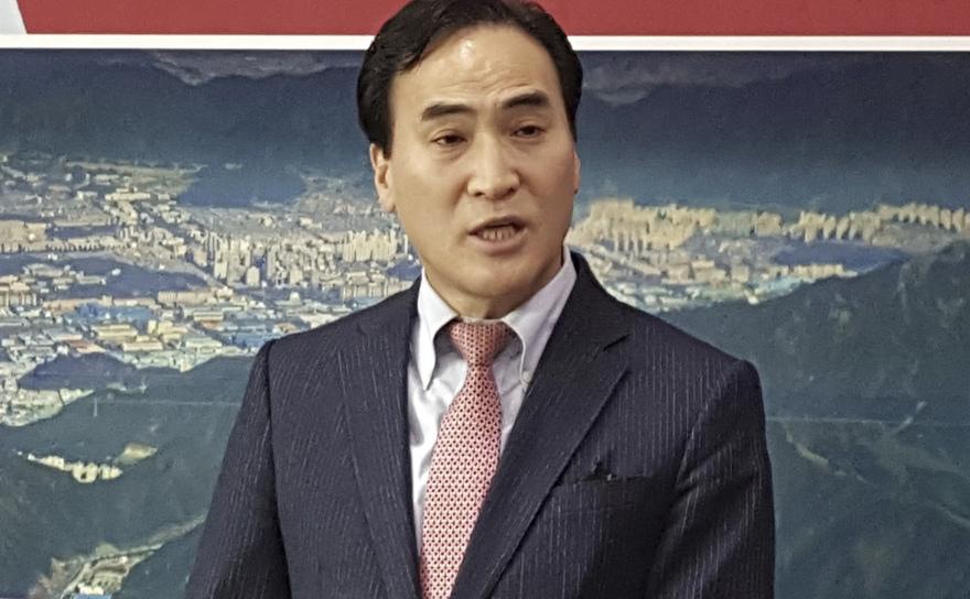 Kim Jong-yang, noul şef al Interpolului