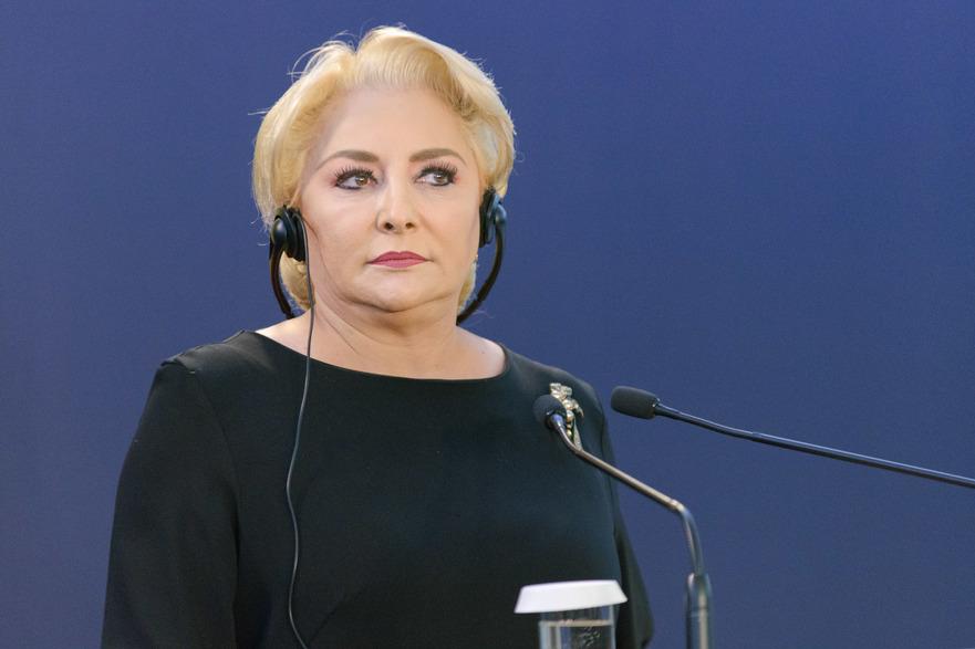 Viorica Dăncilă (Prim-ministru),